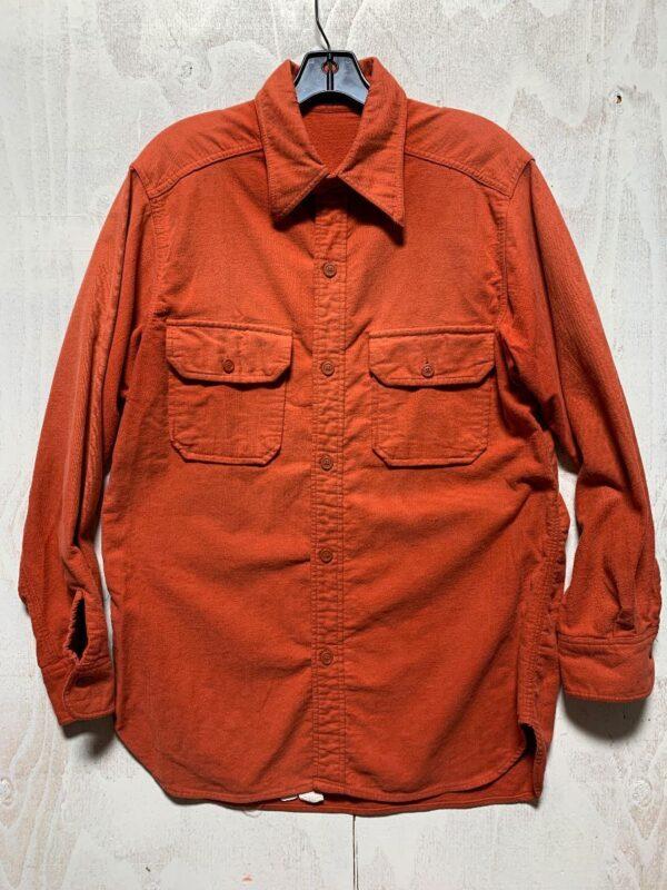 product details: 100 PERCENT COTTON CHAMOIS LS BD DUAL POCKET SHIRT photo