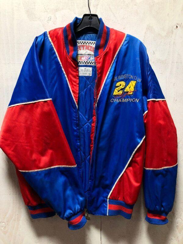 product details: GORDON #24 1995 WINSTON CUP CHAMPION NASCAR RACING JACKET photo