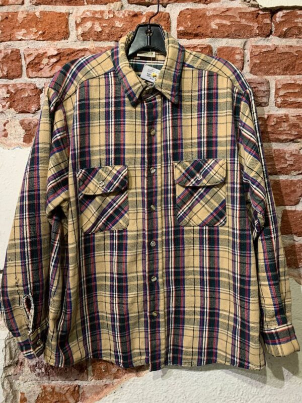product details: RAD COLORWAY HEAVY FLANNEL SHIRT photo