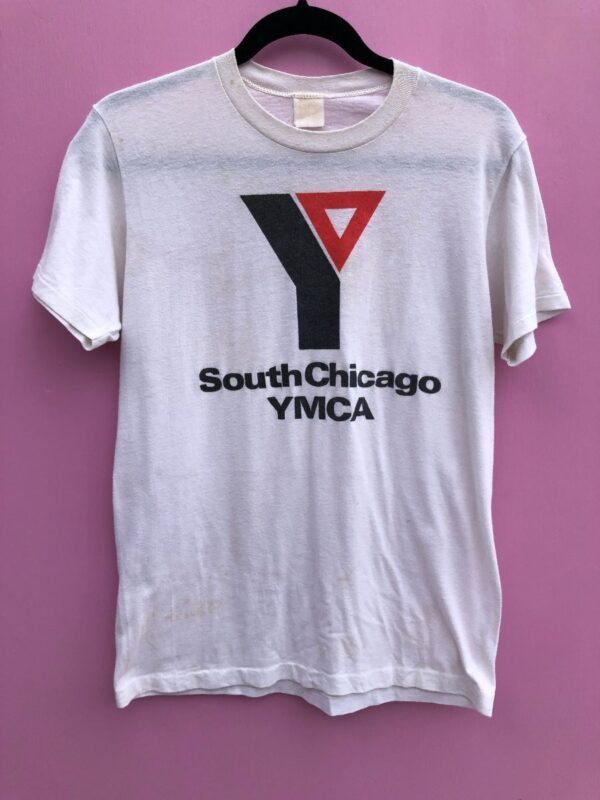 product details: CLASSIC SOUTH CHICAGO YMCA T-SHIRT photo
