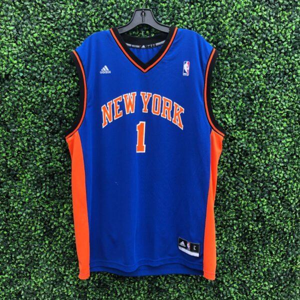 product details: NBA NEW YORK KNICKS #1 STOUDEMIRE BASKETBALL JERSEY photo