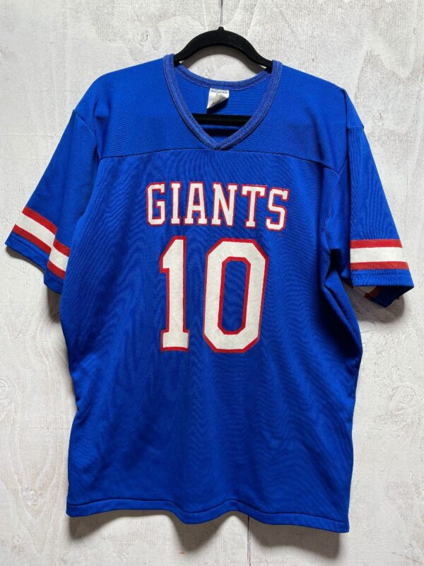 product details: NFL NEW YORK GIANTS #10 SHORT SLEEVE JERSEY photo