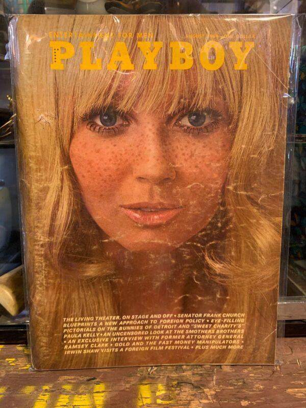 product details: PLAYBOY MAGAZINE   FEB 1969   PLAYBOY JAZZ AND POP POLL WINNERS photo